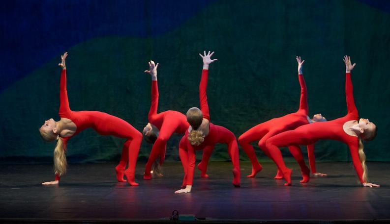 Анри Матисс. Танец. Балет Евгения Логинова