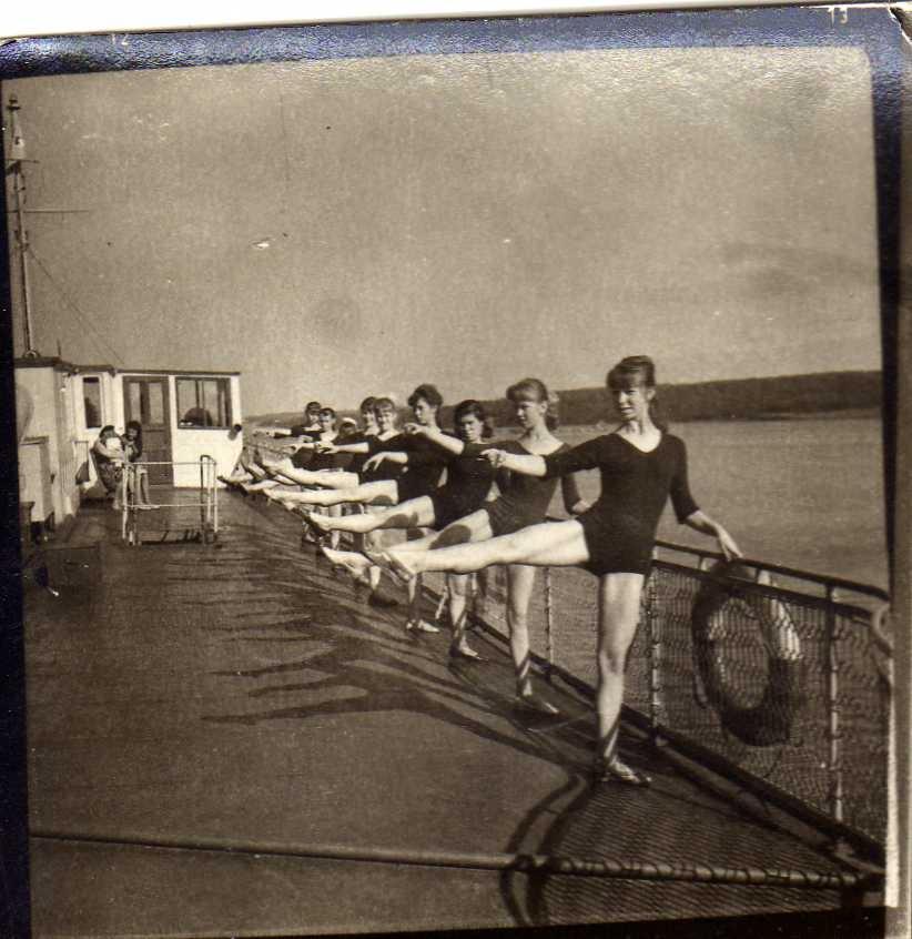 Фотографии из архива А.С. Бекишевой