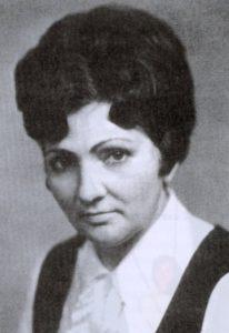 Бекишева Антонина Семёновна