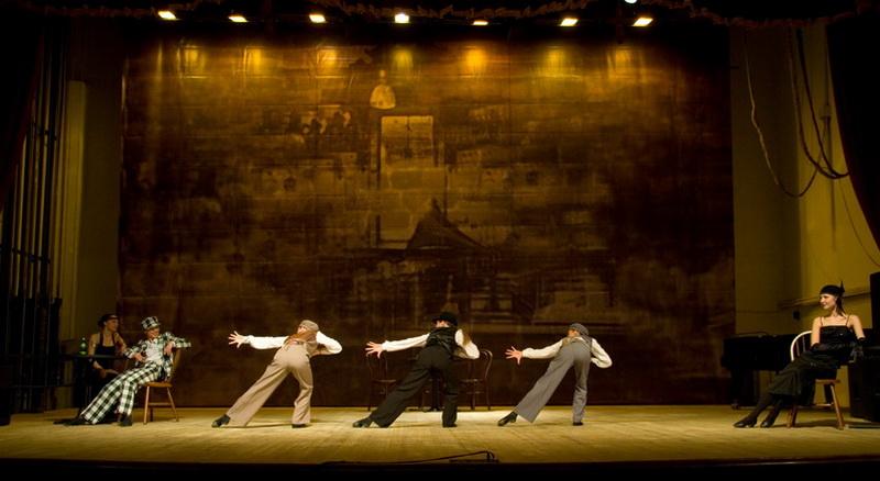 Ретро-балет Евгения Логинова в Костроме