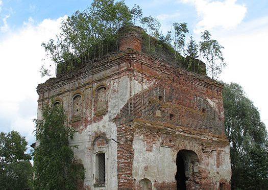 Церковь Смоленской Богоматери (Одигитрии) села Судай